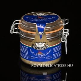 Rex Ciborum kacsamáj csatos üvegben 180 g